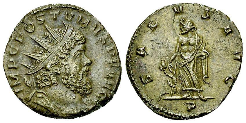 Recherche de documents liés à Postume - Auréolus B-aureolus-antoninianus-asculapius-reverse-b-br-br-6122941-XL