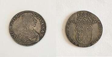 279e7cd515 Kingdom of Sardinia - 1 Lira 1704 - Vittorio Amedeo II - SilverKingdom of  Sardinia - 1 Lira 1704 Vittorio Amedeo II Ducat of Savoy- Sovereign: Duke  Vittorio ...