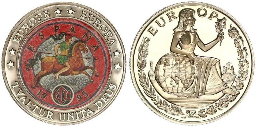 Aviso SUBASTAS INTERNACIONALES - Página 6 Spain-kingdom-silver-ecu-1995-7206521