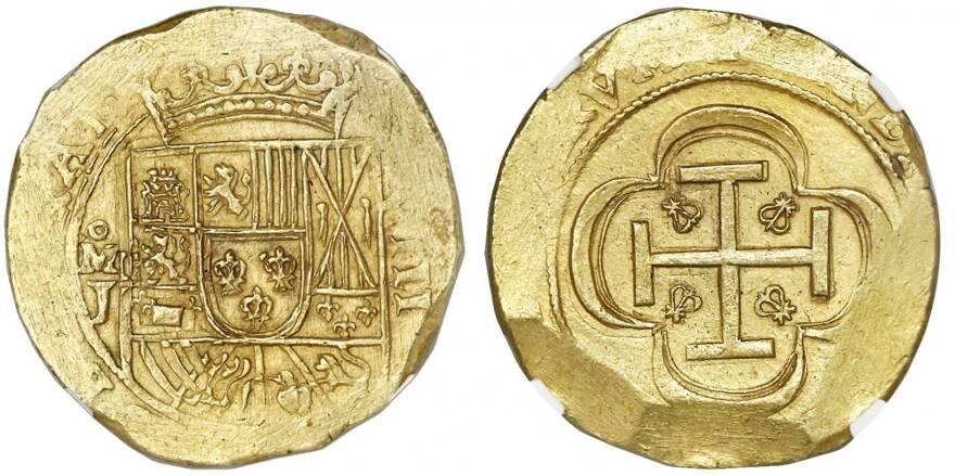 foto de Lot: 3 | Mexico City, MexicoMexico City, Mexico, cob 8 escudos ...