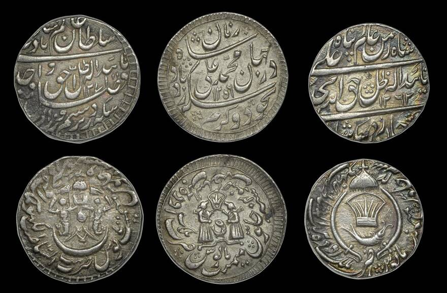 Lot: 1740   World Coins from the Collection of the Late John