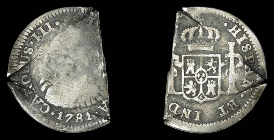Lot: 5267   Essequibo and Demerara WORLD COINS, ESSEQUIBO