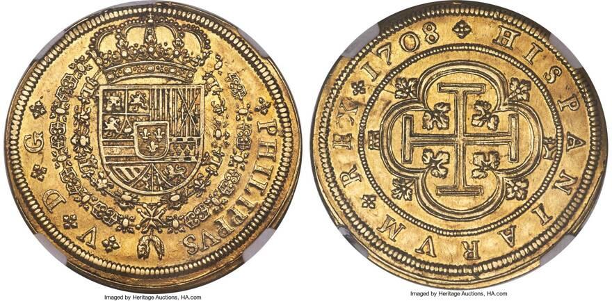 aviso SUBASTAS INTERNACIONALES - Página 38 Philip-v-gold-8-escudos-5701953-XL