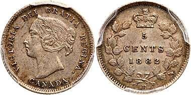 MS-60-62 CANADA 50 Cents 1978 Uncirculated ***5 PCS LOT***
