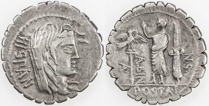 Aviso SUBASTAS INTERNACIONALES - Página 39 Roman-republic-a-postumius-a-f-5697665-XL